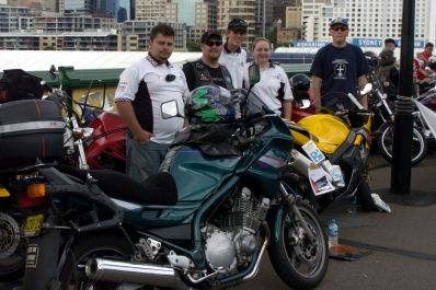Christian Motorcyclists Association NSW Inc