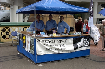 Motorcycle Council of NSW