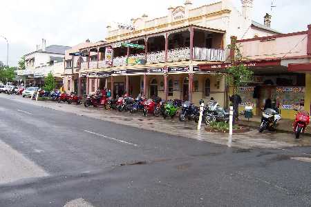Molong Ride