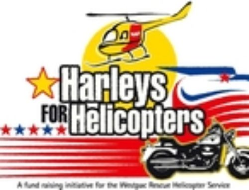 Harleys for Helicopters Memorial Ride