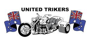 United Trikers Australia (UTA) logo