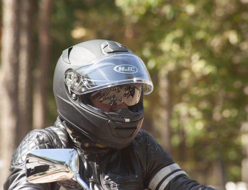 Case study: A case of mistaken non helmet compliance