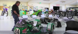 NSW motorcycle museums - National Motor Racing museum