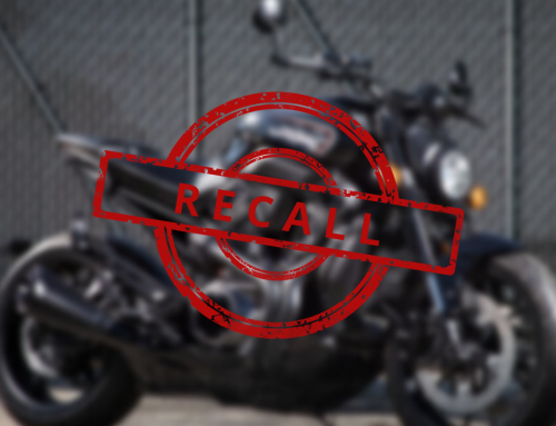 A new home for vehicle and motorcycle recalls